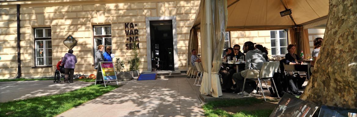 Museum Coffee Shop