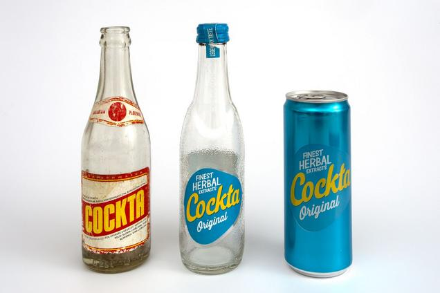 Cockta, the drink of your and our youth
