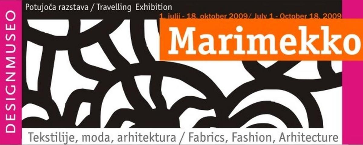 Logo razstave Marimekko