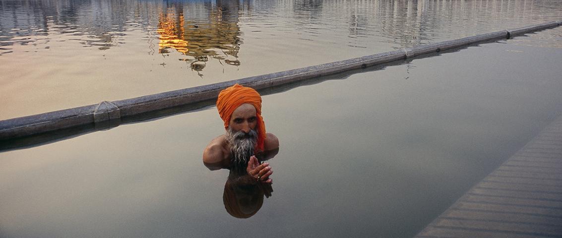 Amritsar, Indija. Foto: Matjaž Krivic