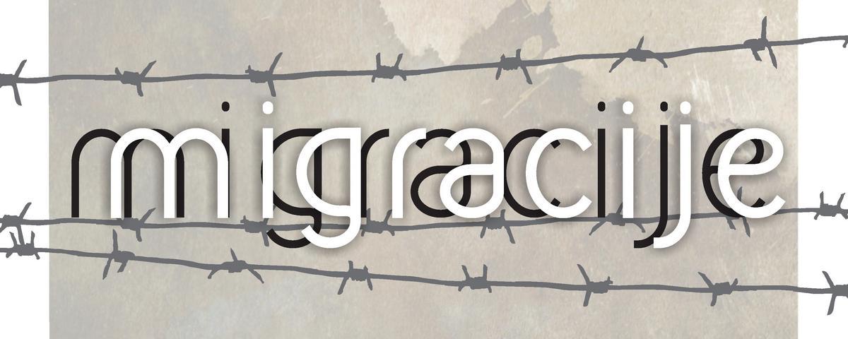Logotip projekta Migracije