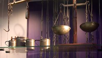 Tehnica v vitrini razdelka Družbeno in duhovno