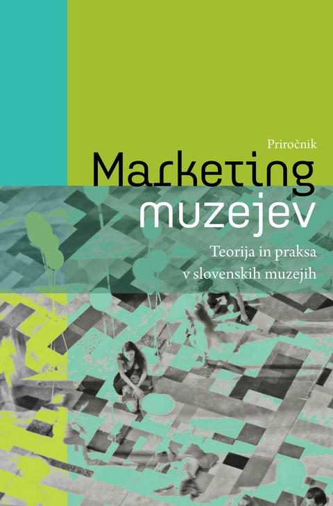 Naslovnica knjige Marketing muzejev