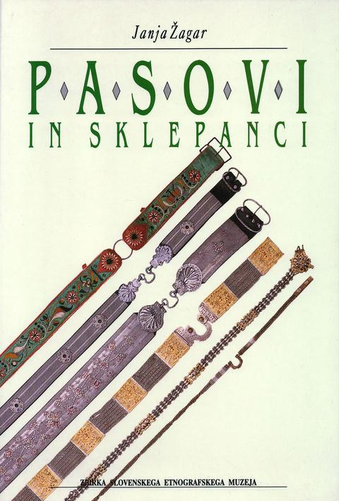 Cover of the book Belts and sklepanci
