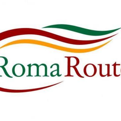 Roma Routes logo
