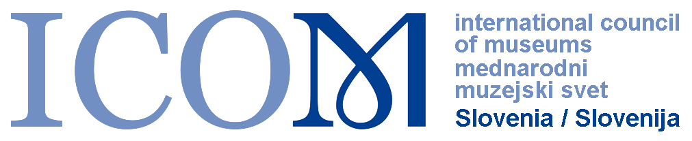 Društvo ICOMMednarodni muzejski svet Slovenski odbor