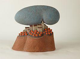 Kip iz razstave Videti, česar znanost ne vidi. Foto: Marko Habič