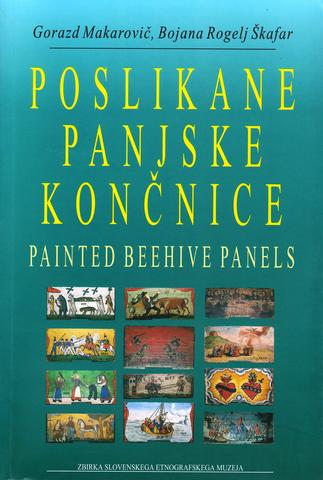 Cover of the book Painted Beehive Panels